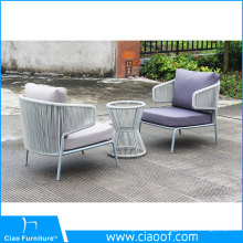 Hot Selling Leisure Rattan Sofa Chair, Rattan Twin Sofa